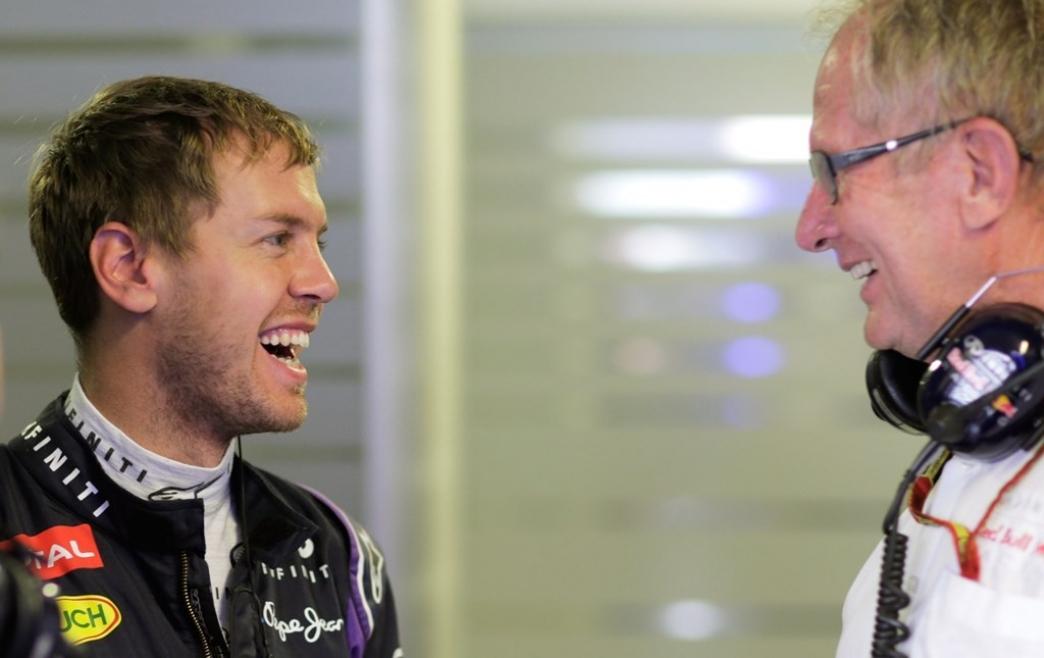 Helmut Marko comprende que Vettel vaya al mito Ferrari