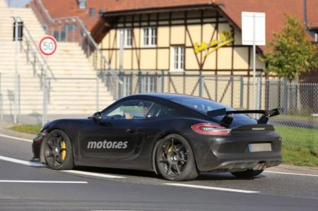 2015 Porsche Cayman GT4: cada vez más cerca