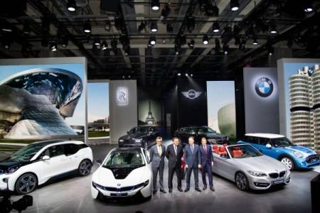BMW & MINI en el Salón de París 2014, vídeo de las novedades