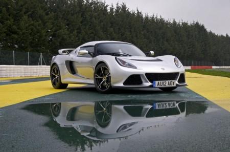 El Lotus Exige S contará con cambio automático opcional a partir de 2015