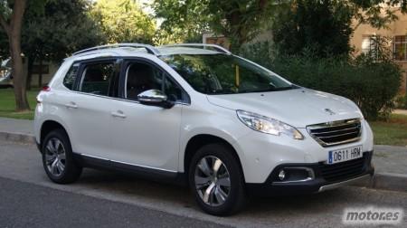 El Peugeot 2008 supera las 200.000 unidades fabricadas