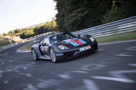 El Porsche 918 Spyder está a punto de agotarse