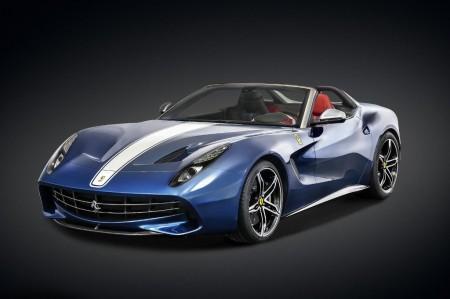 Ferrari F60 America, exclusividad máxima a cielo abierto