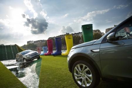 Land Rover Discovery Sport 2015 presentación en París