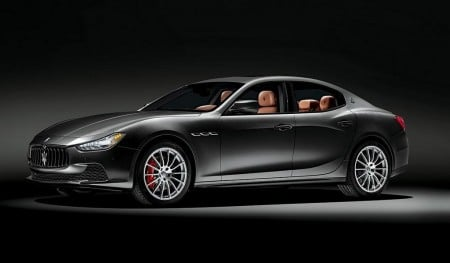 Maserati Ghibli S Q4 Neiman Marcus, edición limitada a 100 unidades