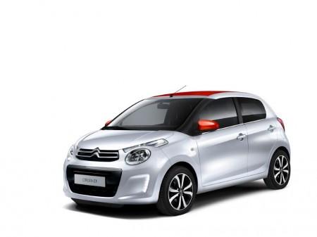 Nuevo Citroën C1, precios y equipamientos para España