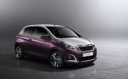 Nuevo Peugeot 108, precios y equipamientos para España