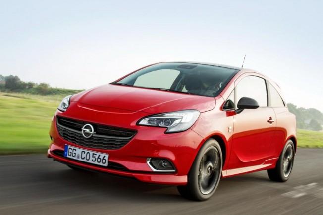 Opel Corsa OPC Line 2015, primeras imágenes del paquete deportivo