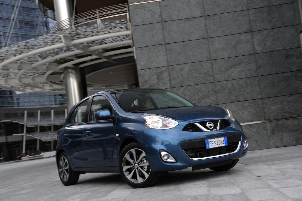 M 233 Xico Octubre 2014 Seis Modelos De Nissan Entre Los