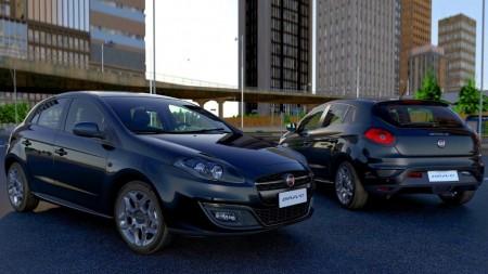 El Fiat Bravo estrena un nuevo diseño... sólo para Brasil