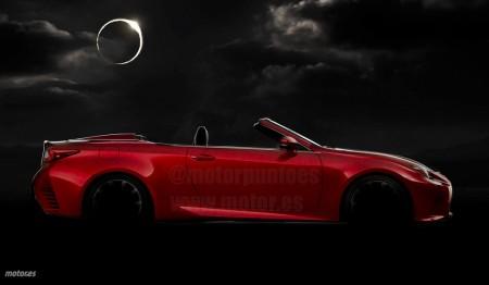 El Lexus LF-C2 Concept se presentará el 19 de Noviembre