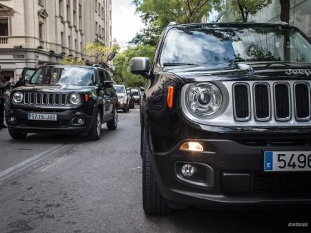 Jeep Renegade, presentación (III): Dinámica, conclusiones y valoraciones