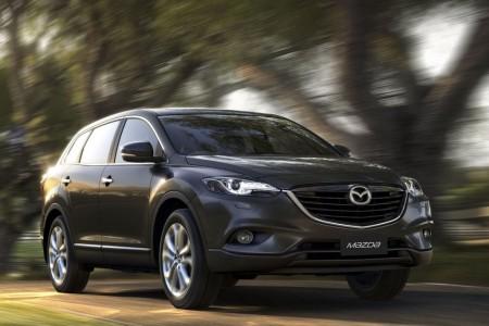 Mazda CX-9 2015, a la venta en España