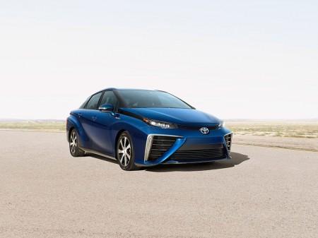 El FCV ya tiene nombre definitivo, será el Toyota Mirai