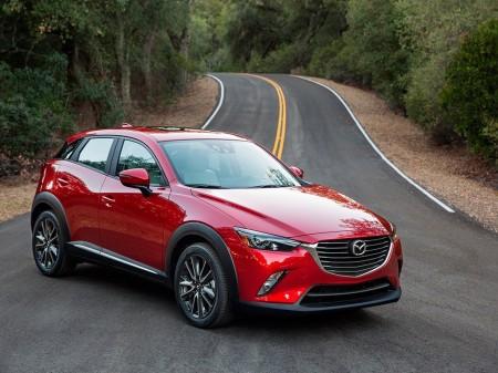 Nuevo Mazda CX-3, presentado oficialmente en Los Ángeles