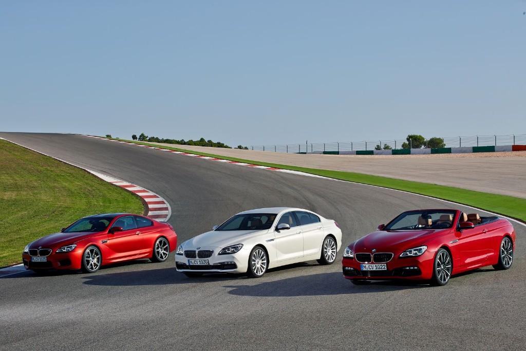 BMW Serie 6 2015, estas son sus novedades