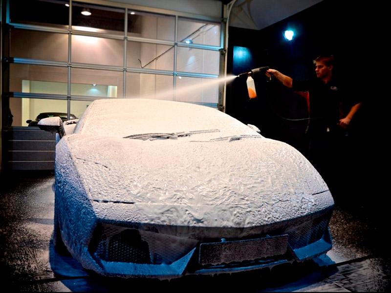 El lavado de coche más caro del mundo, hasta 12.000 euros