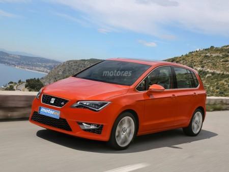 SEAT traerá un nuevo Altea basado en el Golf Sportsvan
