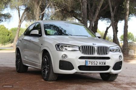 Prueba BMW X4 xDrive35i: En marcha y conclusiones (III)