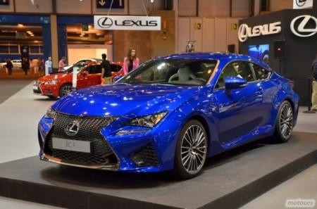 ¿Que significan cada una de las siglas de los modelos Lexus? (Parte 2)