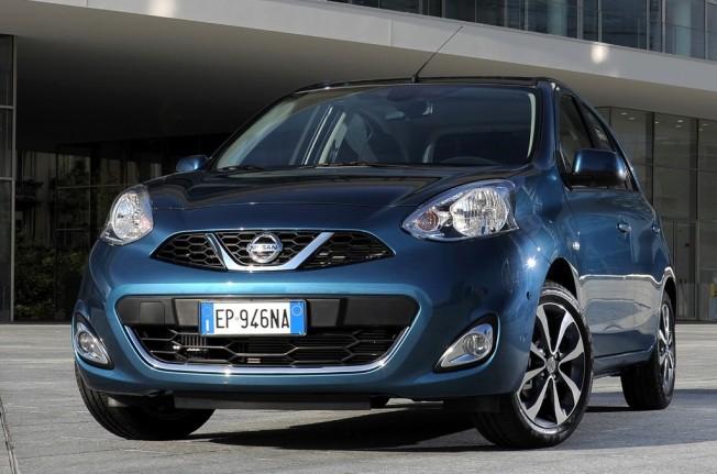 El Nissan March pisa el podio por primera vez