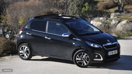 El Peugeot 108 sale a la luz