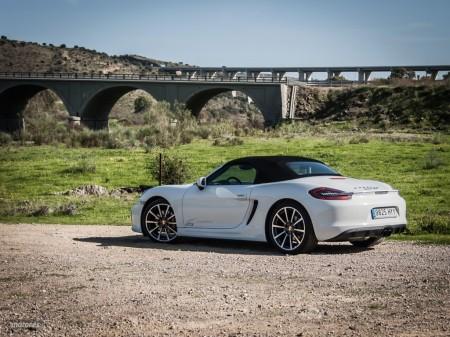 Los Porsche Boxster y Cayman contarán con motores de cuatro cilindros inevitablemente