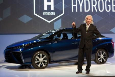 Toyota libera más de 5.600 patentes relacionadas con el hidrógeno y la pila de combustible