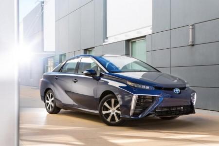 El Toyota Mirai supera los 1.500 pedidos en menos de un mes