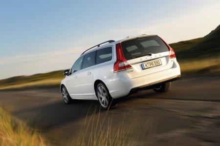 Suecia - Diciembre 2014: El Volvo V70 firma 18 años como líder de ventas