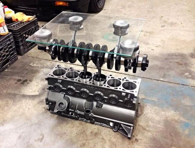 motor colocarias en el salon de tu casa  mesas creadas  motores