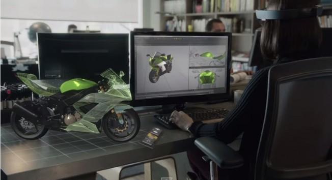 diseno-de-coches-con-microsoft-hololens-