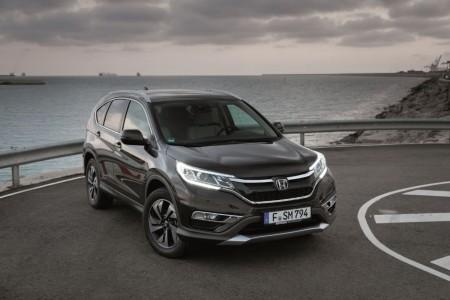 Honda CR-V 2015, ya a la venta: estos son sus precios para España