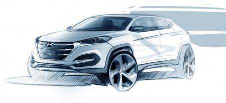 Hyundai Tucson 2015, el nuevo ix35 cambia de nombre y estará en Ginebra
