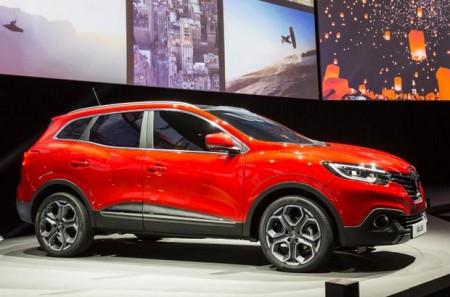 Presentación Renault Kadjar 2015 en directo