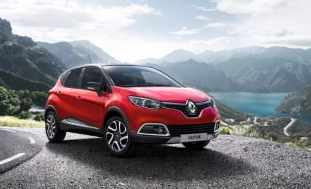 Renault Captur añade el motor dCi 110 a su gama