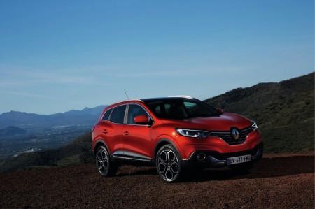 Renault KADJAR, nuevo 'crossover' compacto de fabricación española