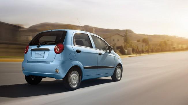 Ventas coches: México – Enero 2015: El Chevrolet Matiz entra en el Top 10