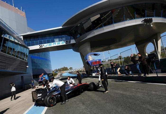 Resumen y números de los test de Fórmula 1 2015 en Jerez