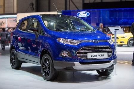 Ford EcoSport 2015, con nueva versión 'S' y mejoras dinámicas