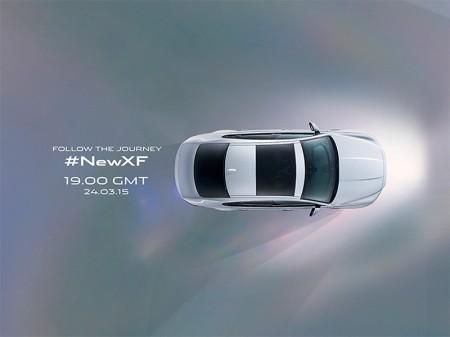Jaguar XF 2015, sigue en directo la presentación