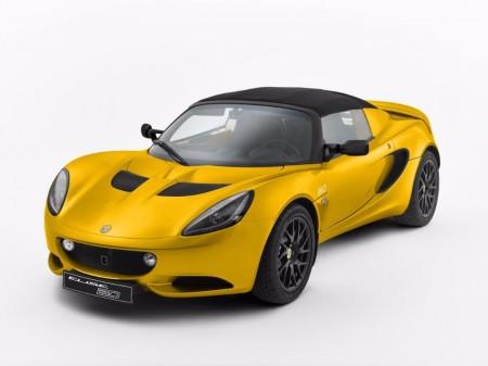 El Lotus Elise adelgaza para su 20 aniversario