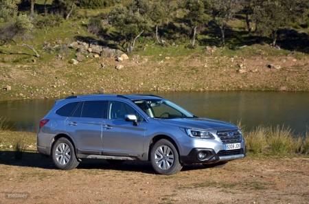Subaru Outback 2015, presentación (I): Motores, equipamiento y precios
