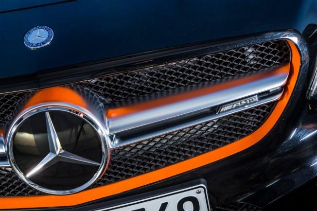 Mercedes cla orange art edition detalles y precios para for Mercedes benz alexandria louisiana