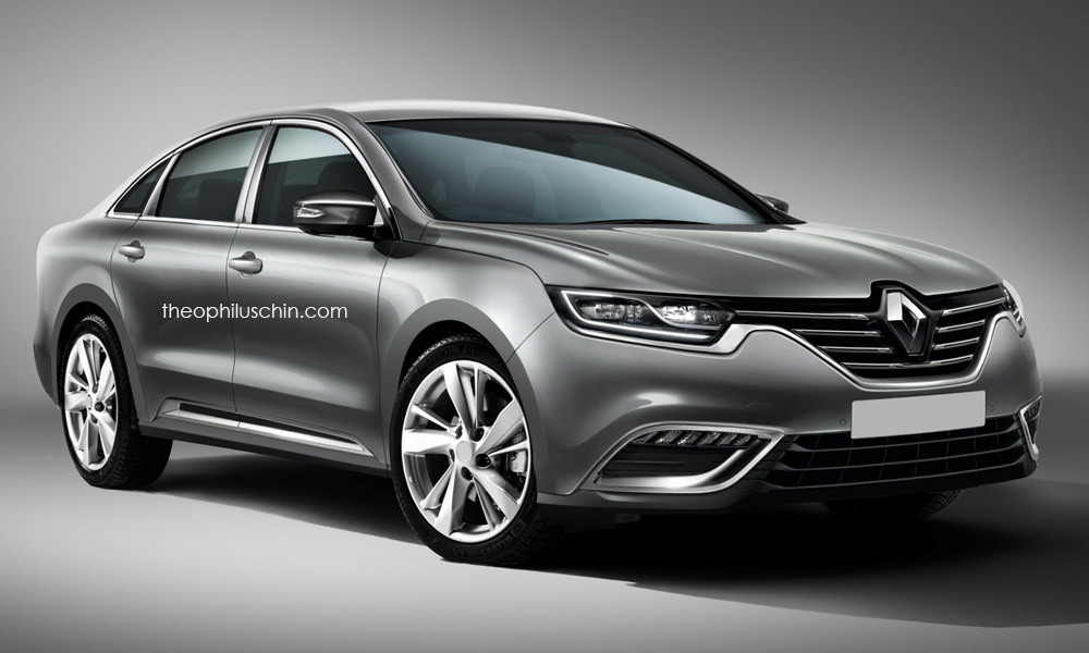 Renault Laguna 2016, una nueva aproximación a su diseño ...