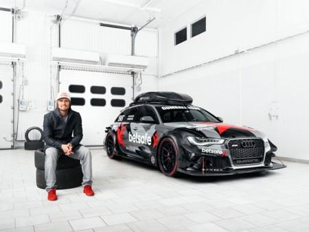 Así suena y luce el Audi RS6 de Jon Olsson para la Gumball