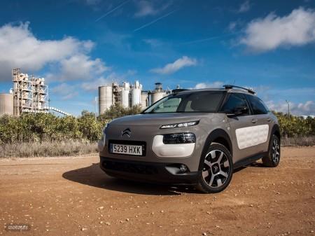 El Citroën C4 Cactus recibe el premio al mejor diseño mundial del año