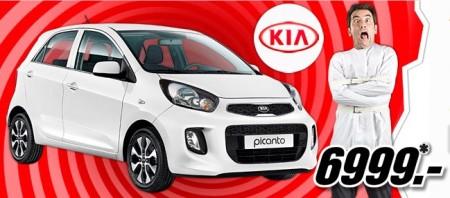 Kia Picanto, de oferta en Media Markt por 6.999 euros