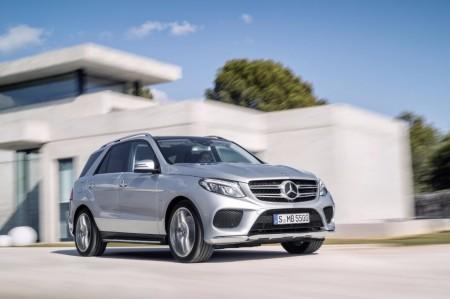 Mercedes GLE, en España a partir de septiembre desde 60.125 euros