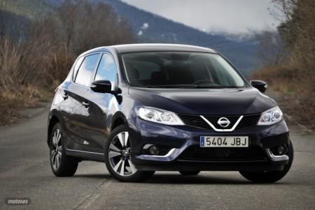 Prueba Nissan Pulsar 1.5 dCi Tekna (II): Interior, habitabilidad y maletero